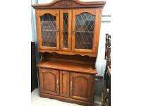 Modern 2 piece dresser FREE DELIVERY PLYMOUTH AREA