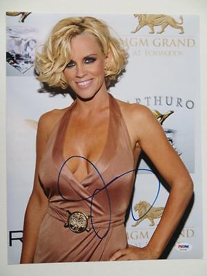 Jenny Mccarthy Signed Authentic Autographed 11X14 Photo  Psa Dna   S23186