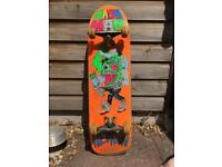 Heroin Mash Man Skateboard - 8.5 - Venture Trucks