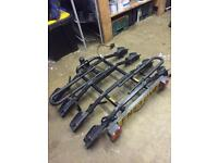 Halfords tow bar 4 bike carrier
