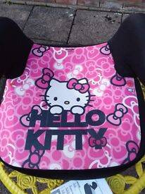 Hello Kitty Child's Booster Seat