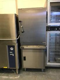 Lincat gas steam steamer oven catering equipments bakery
