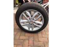 """17"""" Mini Countryman alloy wheel"""