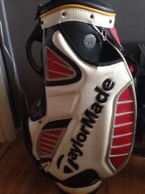Taylormade golf tour bag (trolley bag)