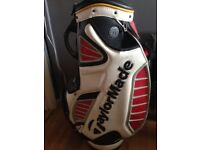 Taylormade golf tour bag (trolley bag)