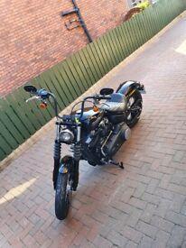 2019 Harley-Davidson Street Bob FXBB - STAGE 1 ONLY 524 MILES