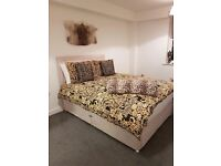 Double Bed With Front Draw