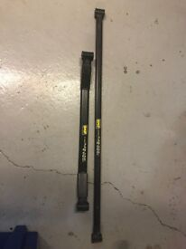 mk2 astra gte OMP front lower and rear strut brace
