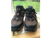 Salomon Walking Hiking Boots Mens Size 10 - New Without Box