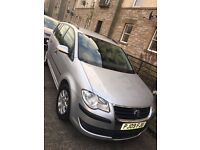 Volkswagen TOURAN TDI 1.9 Diesel 7-seater Manual 1-owner Drives-Superb Mont condition HPI-Clear