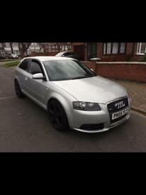 AUDI A3 AUTO S LINE DSG 2006 FULLY LOADED AUTOMATIC FSH