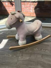 Mini Rocking horse for toddlers
