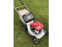 Honda hr2150 Petrol lawnmower
