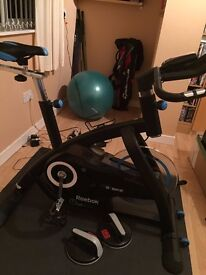 Reebok S1 Exercise Bike