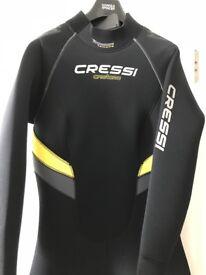 Ladies 5mm XL Cressi Wetsuit