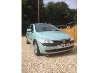 Vauxhall Corsa 1.2 Easytronic Automatic 12 months MOT 86860 Miles