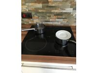 Electric conventional hob