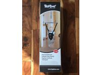 Tippietoes door bouncer, black