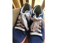 Ralph Lauren polo casual shoes