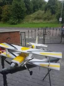 Rc plane ultimate biplane ic power