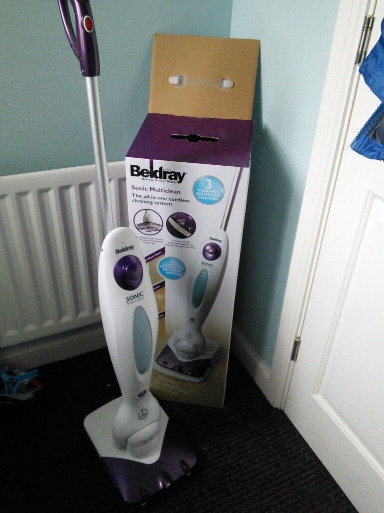Beldray Sonic Multiclean (3in1 oscillating floor cleaner)