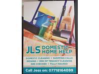 JLS domestic home help