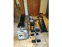 Weights bundle. All great condition. Multiple items