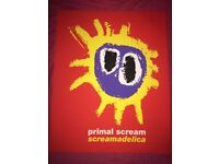 Primal Scream Screamadelica Canvas Print Music Wall Art Deco 40cmx50cm