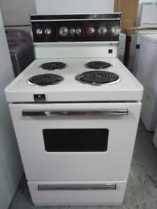 168- Cuisinière 24'' Serpentins  Stove Oven