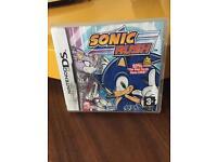 Nintendo DS Sonic Rush