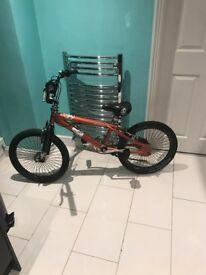 bmx bike 360 headstock