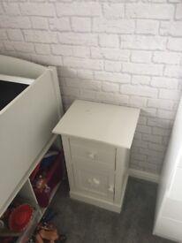 Next kids single bed with under storage