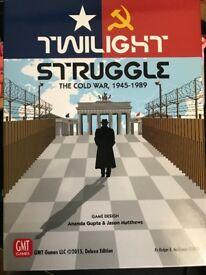 Twilight Struggle Deluxe Board Game