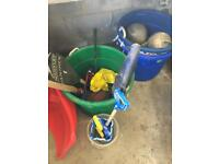 FREE Outdoor toys