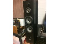 Sony SS-F6000 Floor Standing Speakers & amp (home cinema/hi-fi/soundsystem)