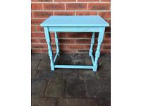 Shabby chic smallSide table / coffee table