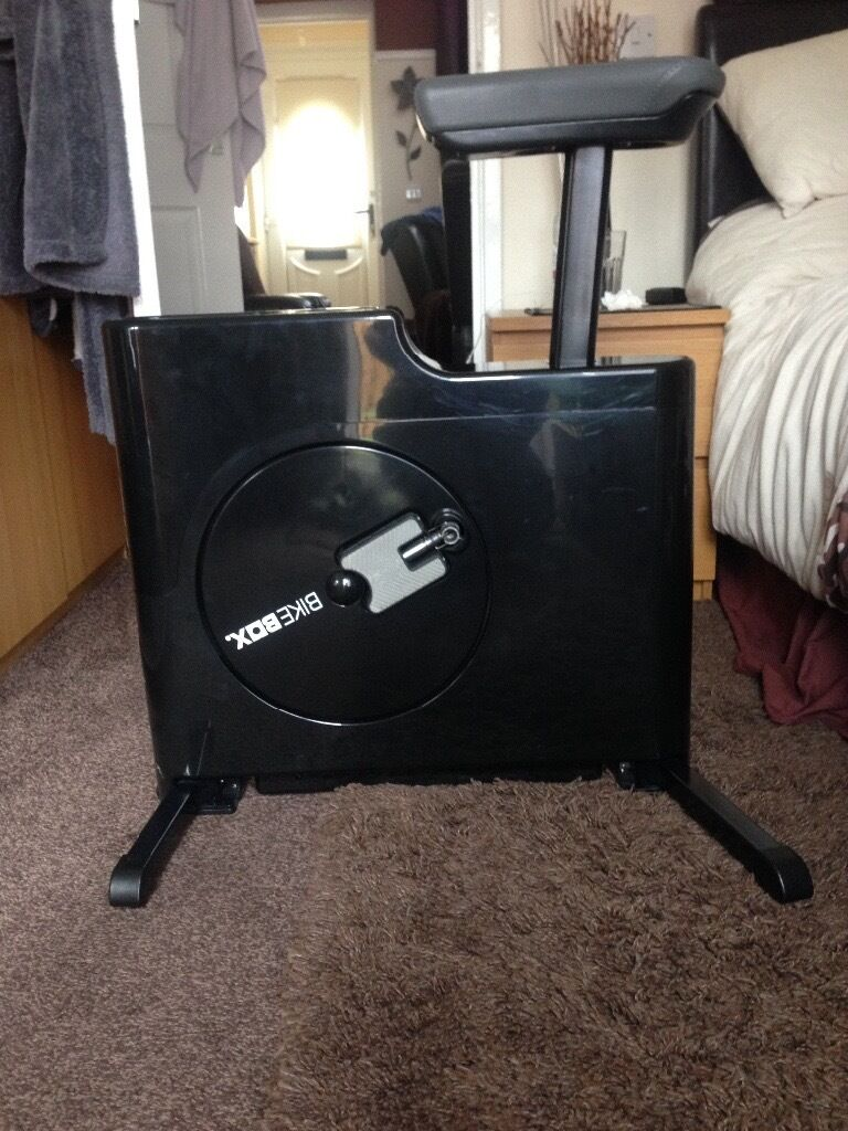 BIKE BOXin South Shields, Tyne and WearGumtree - Bike box (exercise bike that folds away ).Used a handful of times so excellent condition.Collection only from South Shields