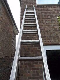 Ladder-Aluminium-15 Rung-Double.