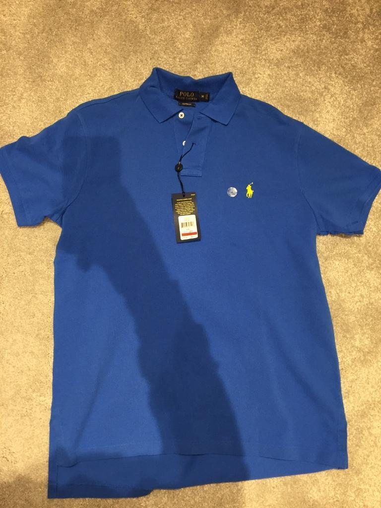 Brand New Ralph Lauren polo shirt