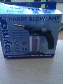 Handy blowlamp