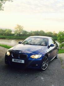 BMW 320D M SPORT COUPE LE MANS BLUE *LOTS OF ££ SPENT* *EXCELLENT CONDITION*
