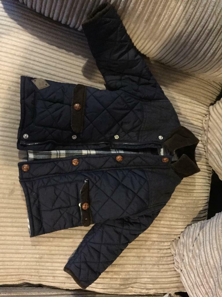 f1e2b73ae Boys next jacket   coat age 2-3