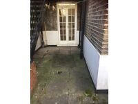 One bed street property for 2 bed house Clacton on sea