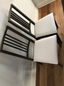 Dinning table, bookshelf, chairs, child beds, travelcot, stair guard to sell