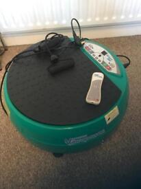 Vibrapower wobble machine