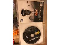 Rocksmith with realtone cable for ps3
