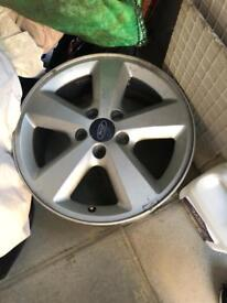 Ford Focus alloys. Great condition