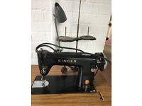 Industrial Singer Sewing Machine 188KI in good working order