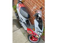 Peugeot speedfighter 100cc spares or repairs
