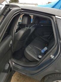 2015 Vauxhall Astra slate gray 2.0 l diesel